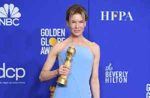News video: Renée Zellweger: My brother helps me keep perspective