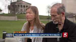 Failure to expand Medicaid means health of Tennesseans is suffering [Video]