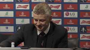 News video: Solskjaer admits substitution 'backfired' after Rashford injured in Wolves win