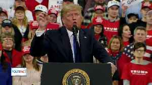 PolitiFact Wisconsin: President Trump's memorable lines at Milwaukee rally fact-checked [Video]