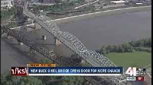 New Buck O'Neil Bridge opens doors for more change [Video]