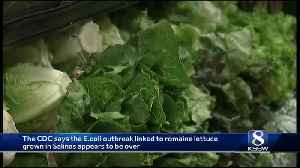 Grower-Shipper Assoc.: FDA investigation does not find E. Coli strain in Salinas [Video]
