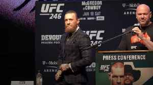 McGregor vows to kickstart UFC's 2020 [Video]