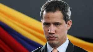 Venezuela government backers block legislative meeting [Video]