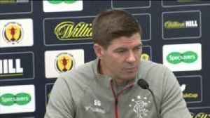Gerrard: No burst appendix for Tavernier [Video]