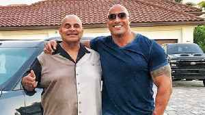 Dwayne Johnson's wrestler father dies aged 75 [Video]