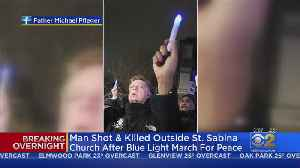 Man Fatally Shot Outside St. Sabina Church Hours After Peace March [Video]