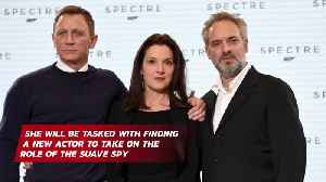 News video: Barbara Broccoli: Next James Bond actor will be male, but could be 'of any colour'