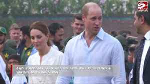 Prince William rules out more kids [Video]