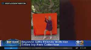 Beyonce Sends Ivy Park Swag [Video]