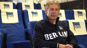 Klinsmann:  My coaching licence is valid [Video]