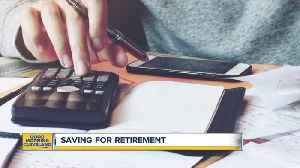 News video: Study: Americans are making money missteps and waiting too long to save for retirement