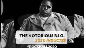 News video: Sean 'Diddy' Combs elated over Notorious B.I.G.'s Hall of Fame induction