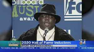 News video: Trending: Rock And Roll Hall Of Fame Inductees