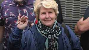 News video: Sandi Toksvig announces Bake Off departure after three years