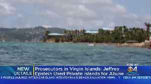 News video: Virgin Islands Files Lawsuit Against Jeffrey Epstein's Estate