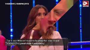 Stacey Solomon is joining Iain Stirling's 'CelebAbility' [Video]