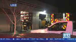 Rocklin Warehouse Damaged In Early Morning Fire [Video]
