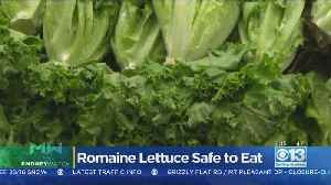 Moneywatch: Romaine Lettuce Safe To Eat Again [Video]