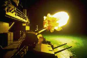 News video: This Day in History: The Persian Gulf War Begins