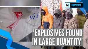 J&K Police: Arrested 5 Jaish terrorists, busted Republic Day attack plot [Video]