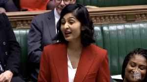 Pro-Corbyn MP Zarah Sultana Calls Last Labour Government [Video]