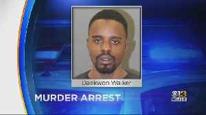 Second Arrest Made In June 2019 Homicide In Baltimore [Video]