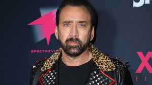 Nicolas Cage thinks 'Marriage Story should be required viewing for anyone considering divorce' [Video]