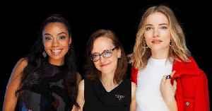Actors Taveeta Szymanowicz, Willa Fitzgerald & Author Megan Abbott Talk USA Network's 'Dare Me' [Video]