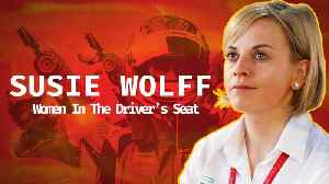 Susie Wolff Is Bringing Diversity To The World Of Formula E [Video]