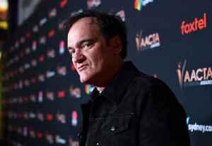 News video: Quentin Tarantino praises Chris Pine
