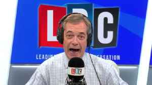 Nigel Farage's take on the historic moment British MEPs left EP [Video]