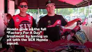 2020 Honda CRF450RX Review First Ride [Video]