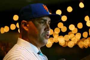 Carlos Beltran Stepping Down as Manager of the New York Mets  [Video]