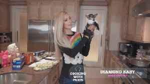 Paris Hilton Debuts YouTube Cooking Show [Video]