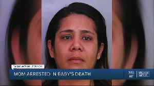 Polk County mom arrested for baby's death after autopsy reveals evidence of shaking: Sheriff [Video]