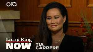 """I wanted to go home"": Tia Carrere talks Trump as a boss on 'Celebrity Apprentice' [Video]"