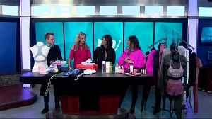 Dillard's Athlesiure Clothing Line [Video]