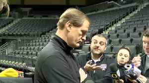 Web Extra: Dana Altman on rotations, CJ Walker (1/14/20) [Video]