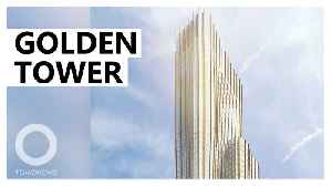 Golden tower planned for Toronto [Video]