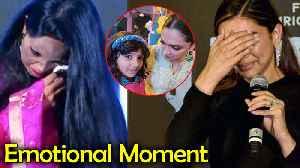 Laxmi Agarwal's Daughter EMOTIONAL After Watching Deepika Padukone's Film Chhapaak [Video]