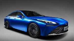 Second generation Toyota Mirai - More range, more performance, still zero emissions [Video]