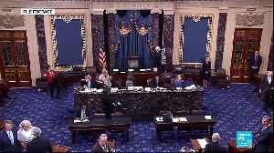 Trumps's impeachment: Senators are sworn in as jurors [Video]