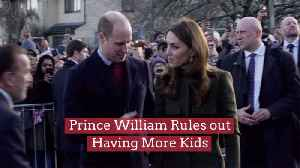 This Royal Family Has Enough Kids [Video]