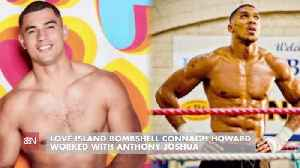 Connagh Howards Connection To Anthony Joshua [Video]