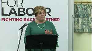 Emily Thornberry launches her Labour leadership campaign [Video]