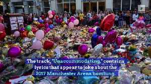Fans Offended by Eminem's Ariana Grande Lyric About Manchester Arena Bombing [Video]