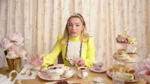 Florence Pugh's Appetite for Life, and English Delicacies, Is Limitless [Video]