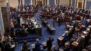 Senate Impeachment Trial Begins With Chief Justice, Senators Sworn In [Video]