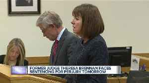 Disgraced former Judge Theresa Brennan to be sentenced for perjury guilty plea [Video]